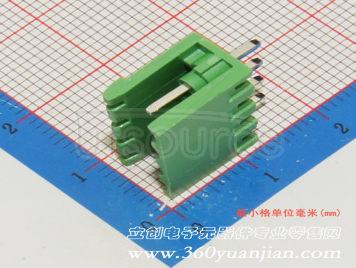 Ningbo Kangnex Elec WJ2EDGV-5.08-4P(5pcs)