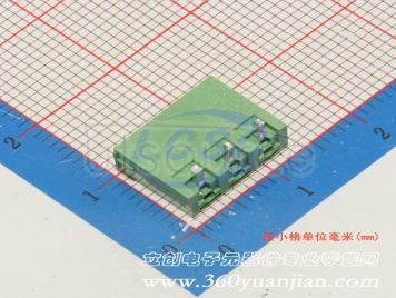 Ningbo Kangnex Elec WJ15EDGRC-3.81-3P(10pcs)
