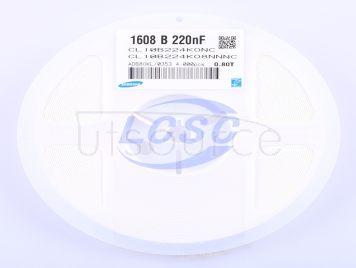 Samsung Electro-Mechanics CL10B224KO8NNNC(50pcs)