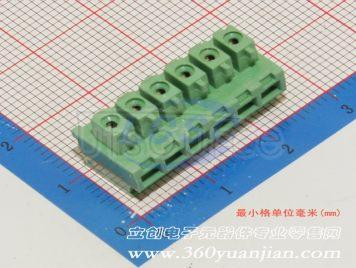 Ningbo Kangnex Elec WJ15EDGKA-3.81-6P