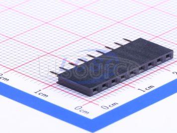 Ckmtw(Shenzhen Cankemeng) Female header 1*9P 2.54mm Straight line(5pcs)