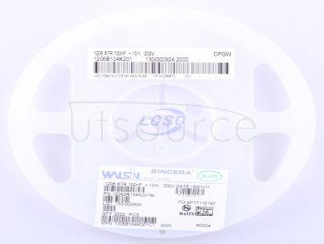 Walsin Tech Corp 1206B104K201(10pcs)