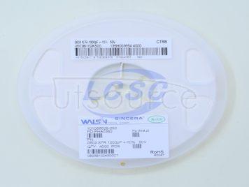 Walsin Tech Corp 0603B102K500CT(100pcs)