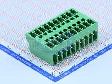 Ningbo Kangnex Elec WJ15EDGRH-3.81-10P