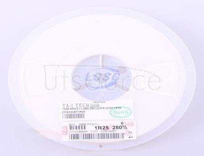 TA-I Tech CFS12V6T1R25