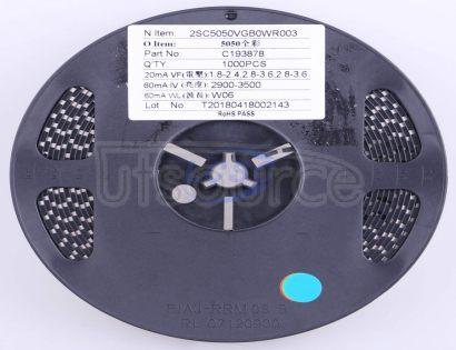 Brightek Optoelectronics 2SC5050VGB0WR003