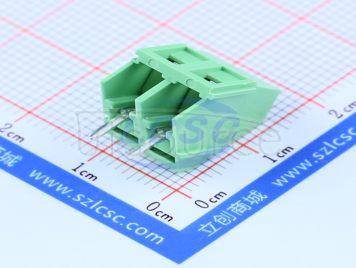 Ningbo Kangnex Elec WJ103-5.0-2P(5pcs)