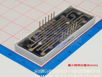 Shenzhen Zhihao Elec 4Bit0.56Inch red digital LED RHOS