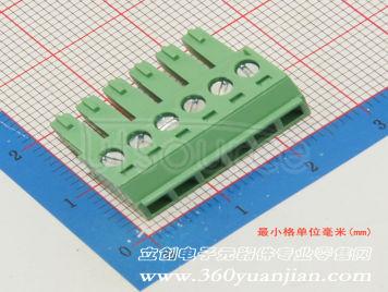 Ningbo Kangnex Elec WJ15EDGK-3.81-6P