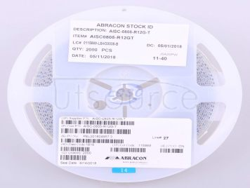 Abracon LLC AISC-0805-R12G-T