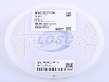 Chilisin Elec PBY160808T-400Y-N(50pcs)
