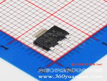 Texas Instruments LM1117IMPX-3.3/NOPB