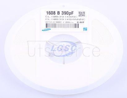 Samsung Electro-Mechanics CL10B391KB8NNNC