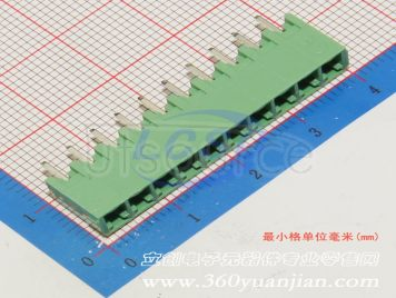 Ningbo Kangnex Elec WJ15EDGVC-3.81-10P(5pcs)
