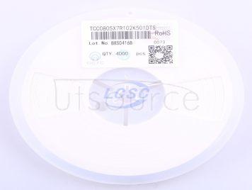 CCTC TCC0805X7R102K501DTS(50pcs)