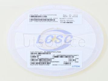 TDK MLG0603P9N1JT000(50pcs)
