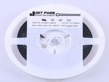 Shenzhen JDT Fuse JFC2410-1200FS(10pcs)