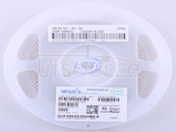 Walsin Tech Corp 1206F106M250CT(5pcs)