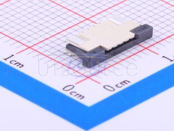 BOOMELE(Boom Precision Elec) FPC 1.0mmpitch 4P On contact(53pcs)