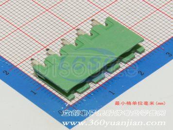 Ningbo Kangnex Elec WJ2EDGV-5.08-5P(5pcs)