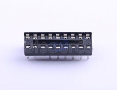 Boom Precision Elec 18P 2.54mm ICsocket