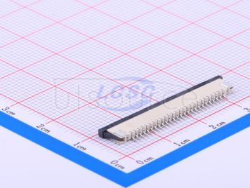 BOOMELE(Boom Precision Elec) FPCConnector 1mmpitch 26Pin Under the type(17pcs)