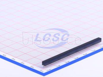Ckmtw(Shenzhen Cankemeng) Female header 2*50P 1.27mm Straight line