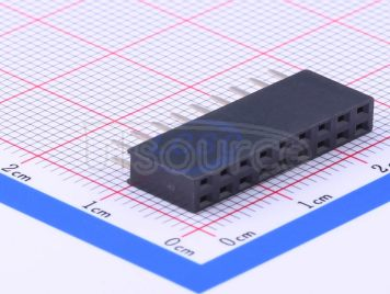 CJT(Changjiang Connectors) A2541HWV-2x9P