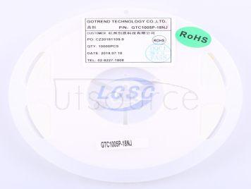 Gotrend Tech GTC1005P-18NJ(50pcs)