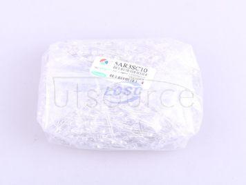 Hubei KENTO Elec φ5Long legs Round with edge Super bright white hair red Bagged RHOS(50pcs)