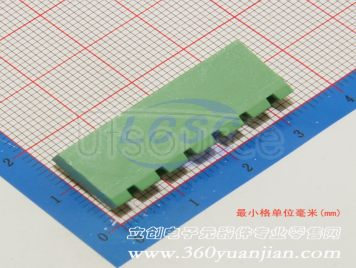 Ningbo Kangnex Elec WJ2EDGRC-5.08-6P(5pcs)