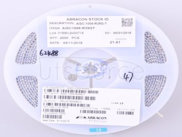 Abracon LLC AISC-1008-R39G-T