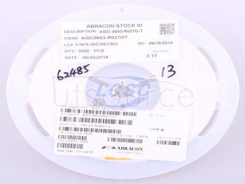 Abracon LLC AISC-0603-R027G-T