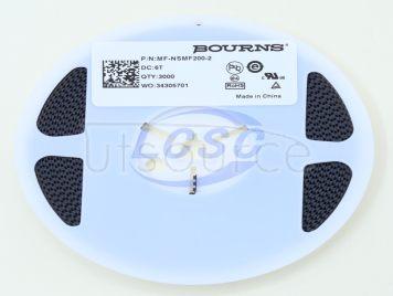 BOURNS MF-NSMF200-2(20pcs)