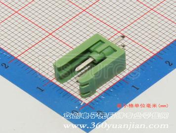 Ningbo Kangnex Elec WJ2EDGV-5.08-2P(10pcs)