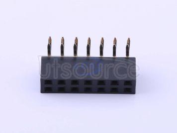 CJT(Changjiang Connectors) A2541HWR-2x7P