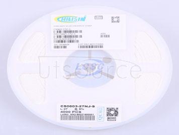 Chilisin Elec CS0603-27NJ-S(10pcs)