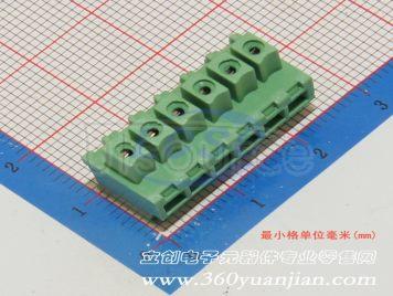 Ningbo Kangnex Elec WJ15EDGKB-3.81-6P