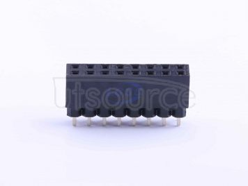 BOOMELE(Boom Precision Elec) Female header2*8P pitch2.54mm Heightened Pins are long3.8mm