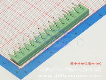 Ningbo Kangnex Elec WJ15EDGRC-3.81-14P