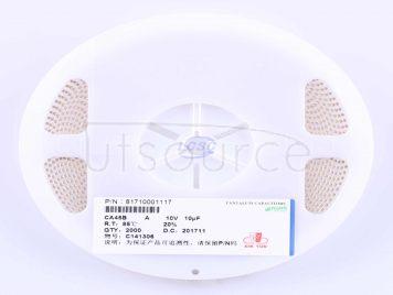 CEC(Shenzhen Zhenhua XinYun Elec) CA45B-A-10V-10uF-M(5pcs)