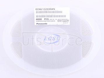 PANASONIC ECHU1C222GX5
