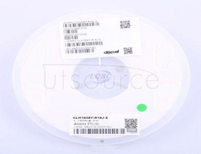 Chilisin Elec CLH1608T-R18J-S