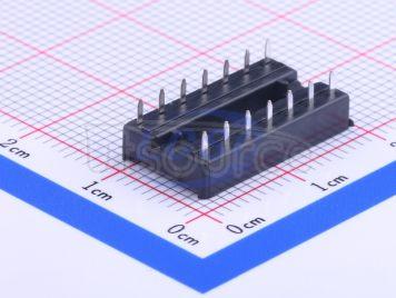 Ckmtw(Shenzhen Cankemeng) ICsocket 14P 2.54mm ()(17pcs)