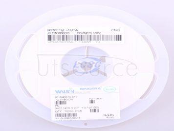 Walsin Tech Corp RF15N3R9B500(50pcs)