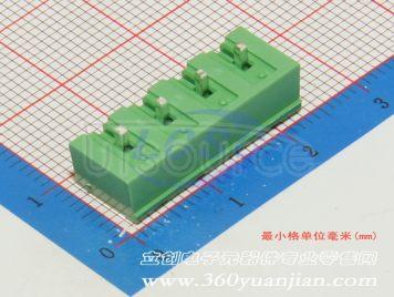 Ningbo Kangnex Elec WJ2EDGVC-5.08-4P(5pcs)