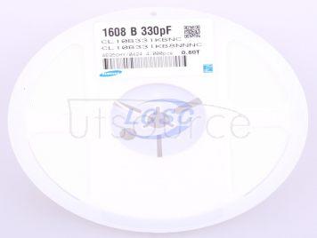 Samsung Electro-Mechanics CL10B331KB8NNNC(50pcs)