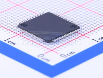 Microchip Tech PIC32MX440F256H-80I/PT