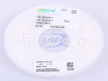 Chilisin Elec CS0603-24NJ-S(10pcs)
