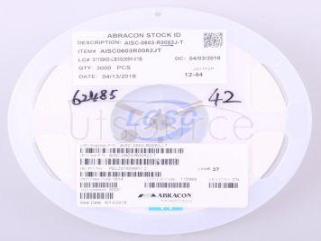Abracon LLC AISC-0603-R0082J-T